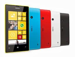 Harga HP Nokia Lumia Maret 2014