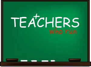 Teachers Who Run