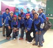 Team KKm ke Sabah