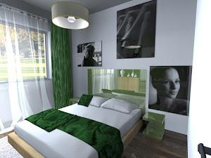 Apartament 2 camere tip B - Decomandat