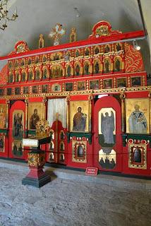 St. Nicholas chapel reredos