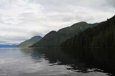 Layers of Princess Royal Island