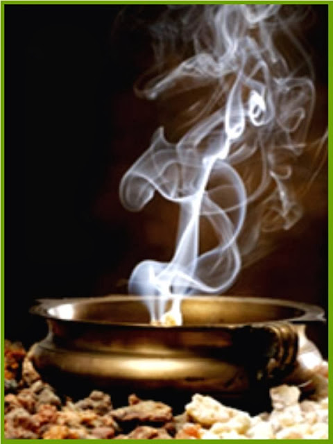 Oraciones para peticiones oracion del incienso para - Conjuro buena suerte ...