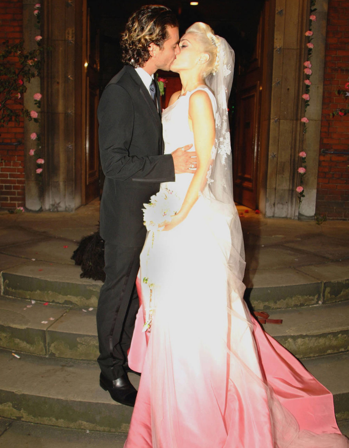 Gwen Stefani Wedding