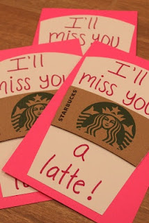 Thank You With a Coffee Gift Card