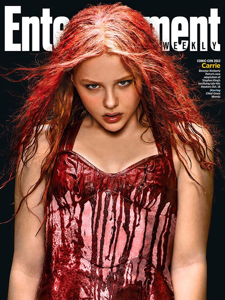 EW magazine cover