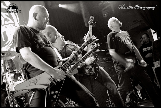 Stéphane Buriez & Drakhian & Christophe Godin & Arno Strobl @Loudblast, PMFF V, Divan du Monde, Paris 11/01/2013