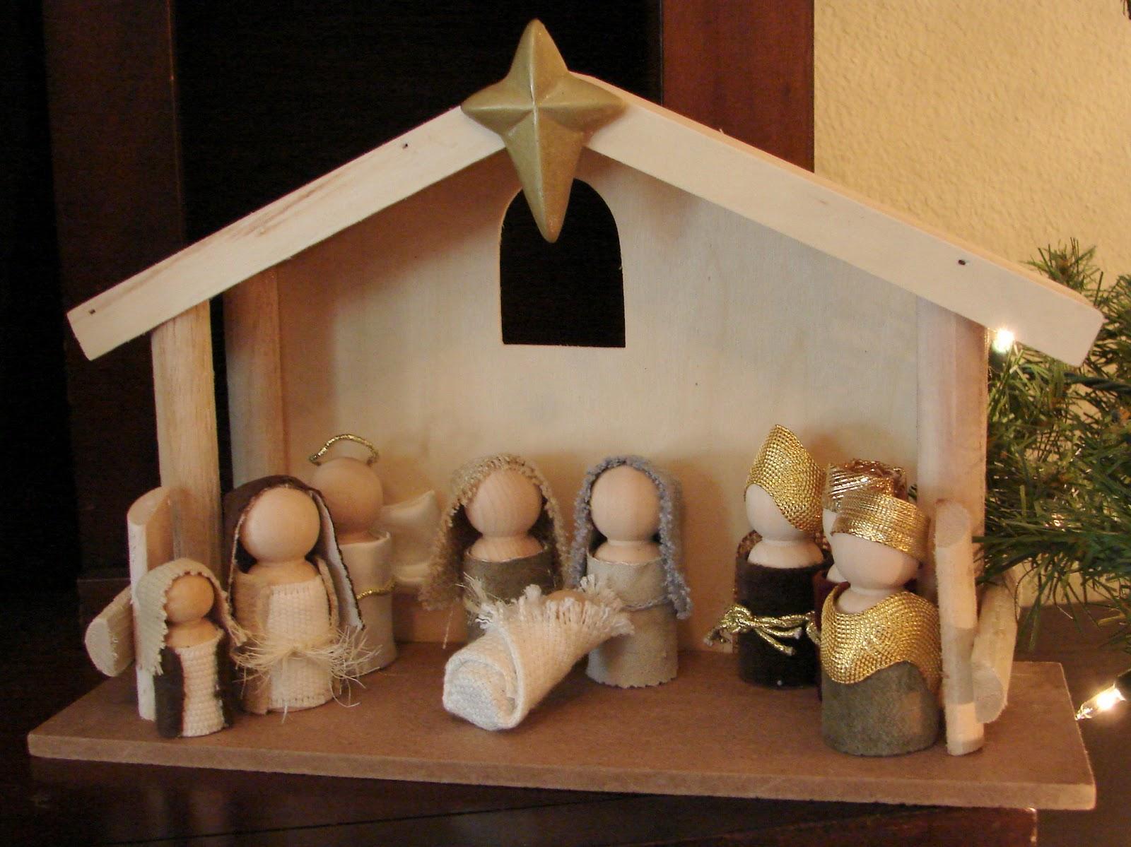 Little inspirations wooden doll nativity solutioingenieria Choice Image