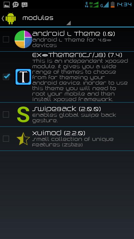 Cara Merubah Tampilan WiFi Pada Status Bar Di Android