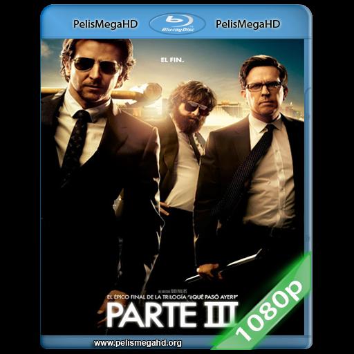 ¿QUE PASO AYER? PARTE III (2013) 1080P HD MKV ESPAÑOL LATINO