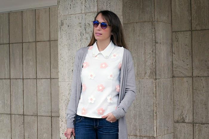 daisies shirt