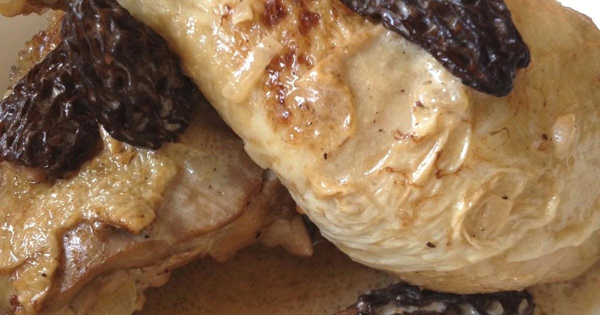 La cuisine c 39 est simple simple comme un poulet fermier - Par quoi remplacer le vin jaune en cuisine ...