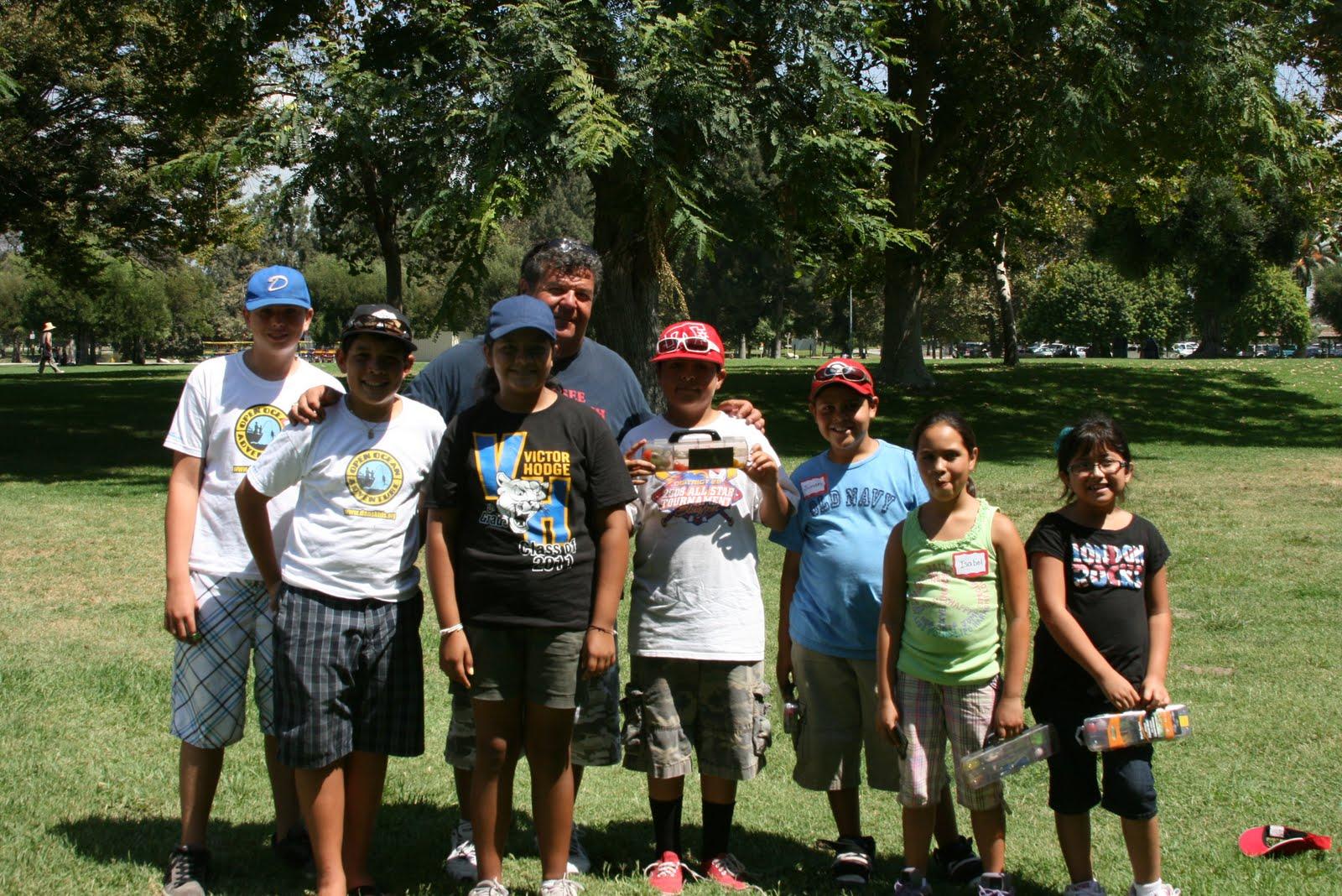 Dan 39 S Journal Kids Club Fishing Meeting
