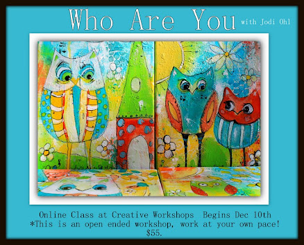 Who Are You  Workshop Starts Soon