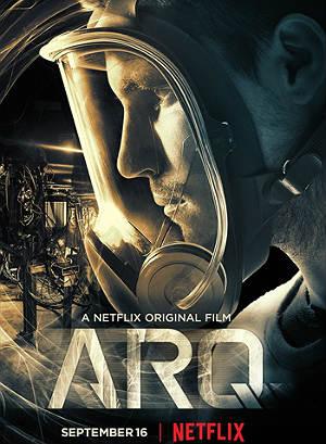 Filme Poster ARQ