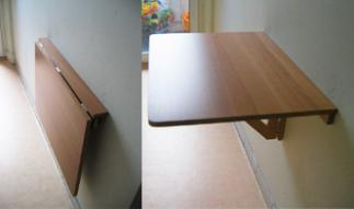 Ikea segunda mano abril 2012 for Mesa abatible pared ikea