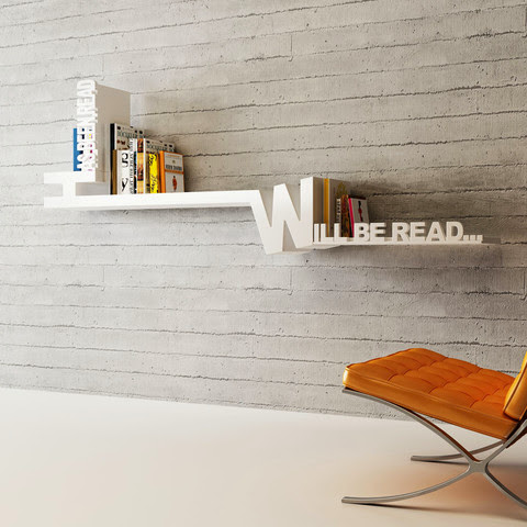 Innovative Bookshelves and Coolest Bookcases (15) 12