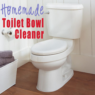 How To Make A Simple, All-Natural Toilet Bowl Cleaner · Jillee