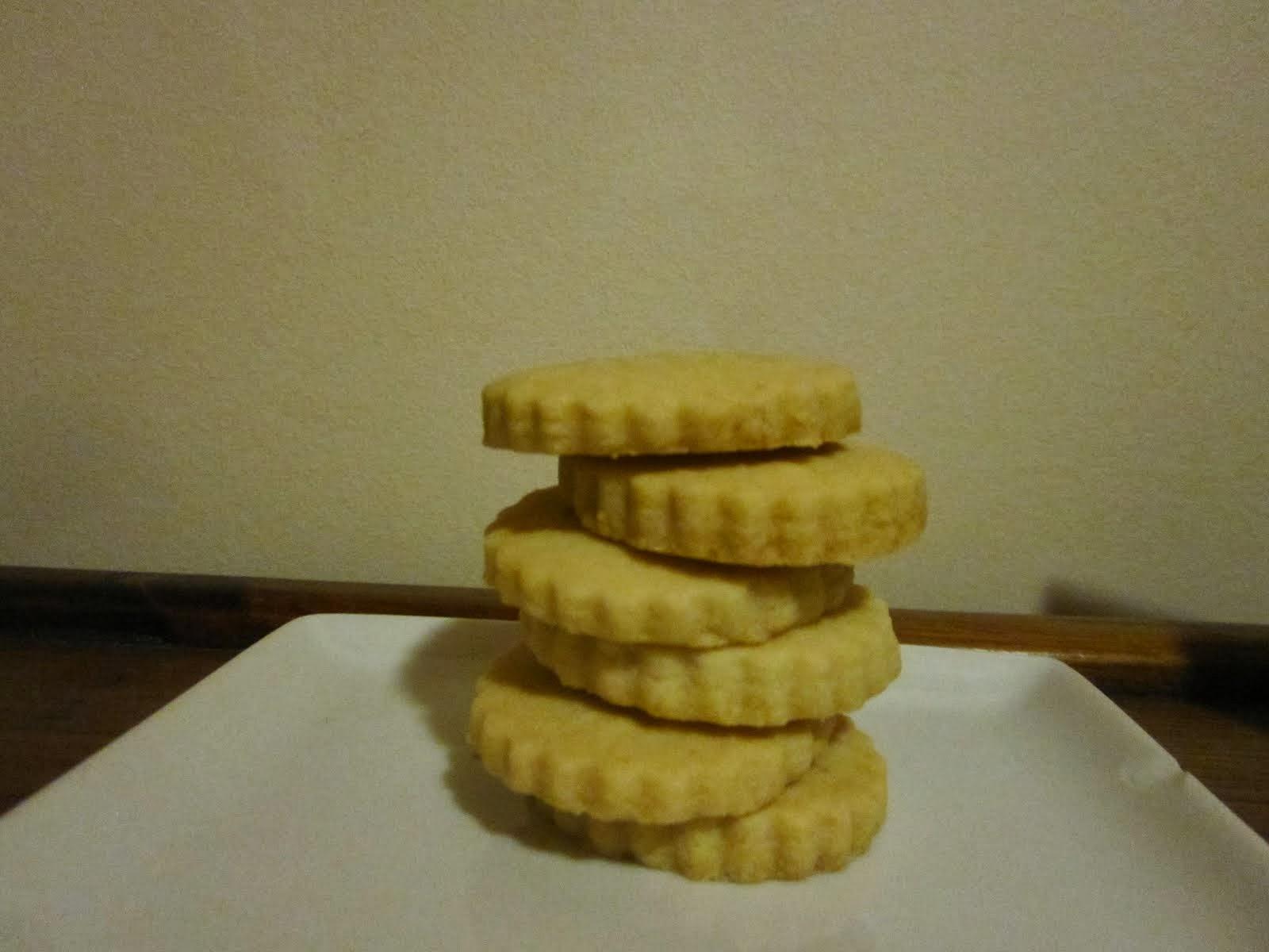 Nanny's Shortbread Cookies