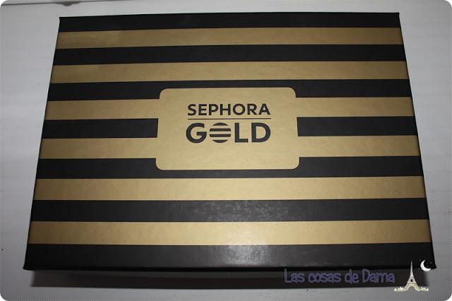 Sephora Gold Box