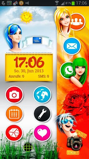 SSLAUNCHER free android apk