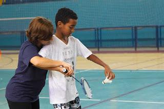Volta Redonda RJ exporta talentos do badminton