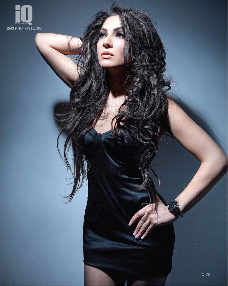 Անժելա Սարգսյան. Ես իսկապես շատ երջանիկ մայր եմ և դրա համար Եվային շատ շնորհակալ եմ