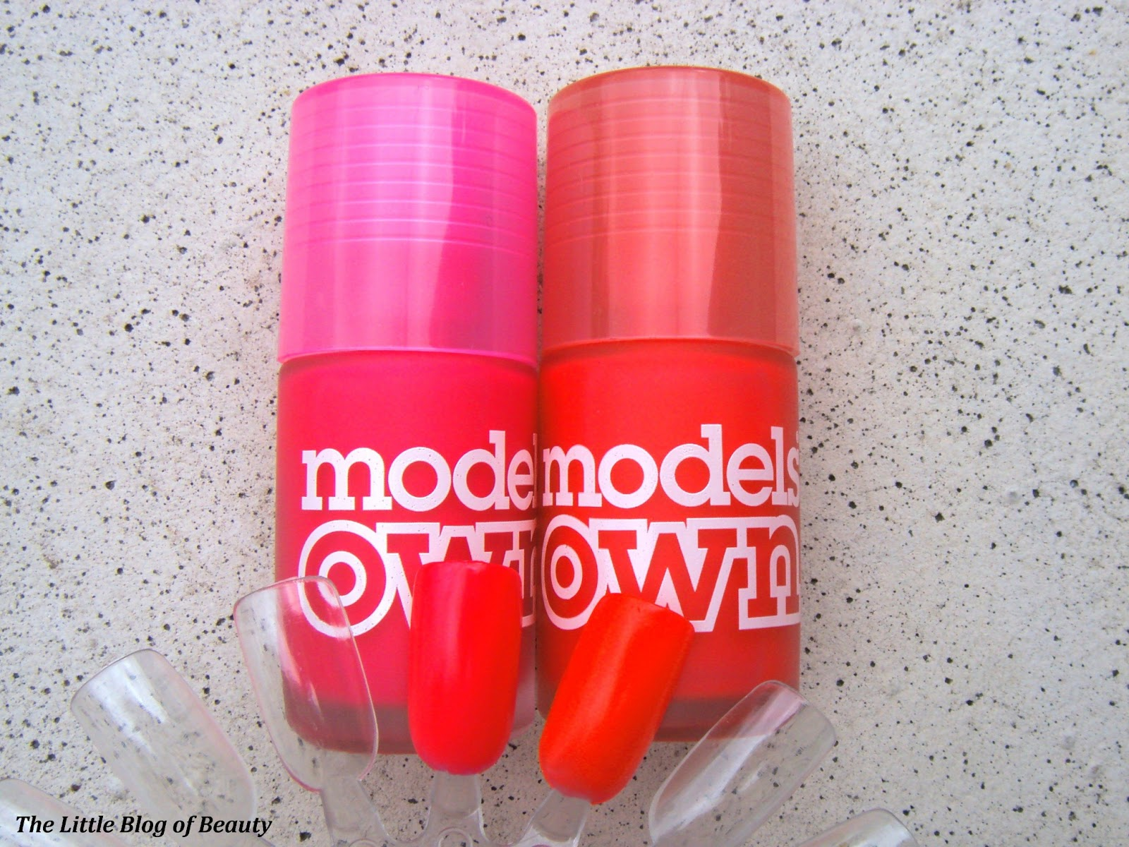 Models Own Ice Neon\'s - Bubblegum & Pink Punch | The Little Blog of ...