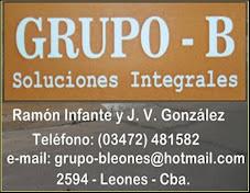 GRUPO B - SOLUCIONES INTEGRALES
