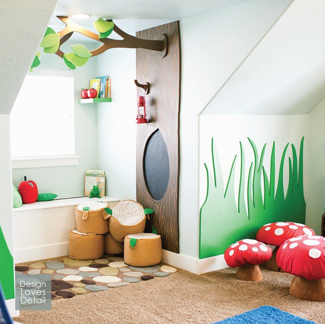 18 Creative Real Life Nurseries - Design Loves Detail