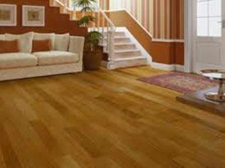 Selecting a wood floor for the beautiful home