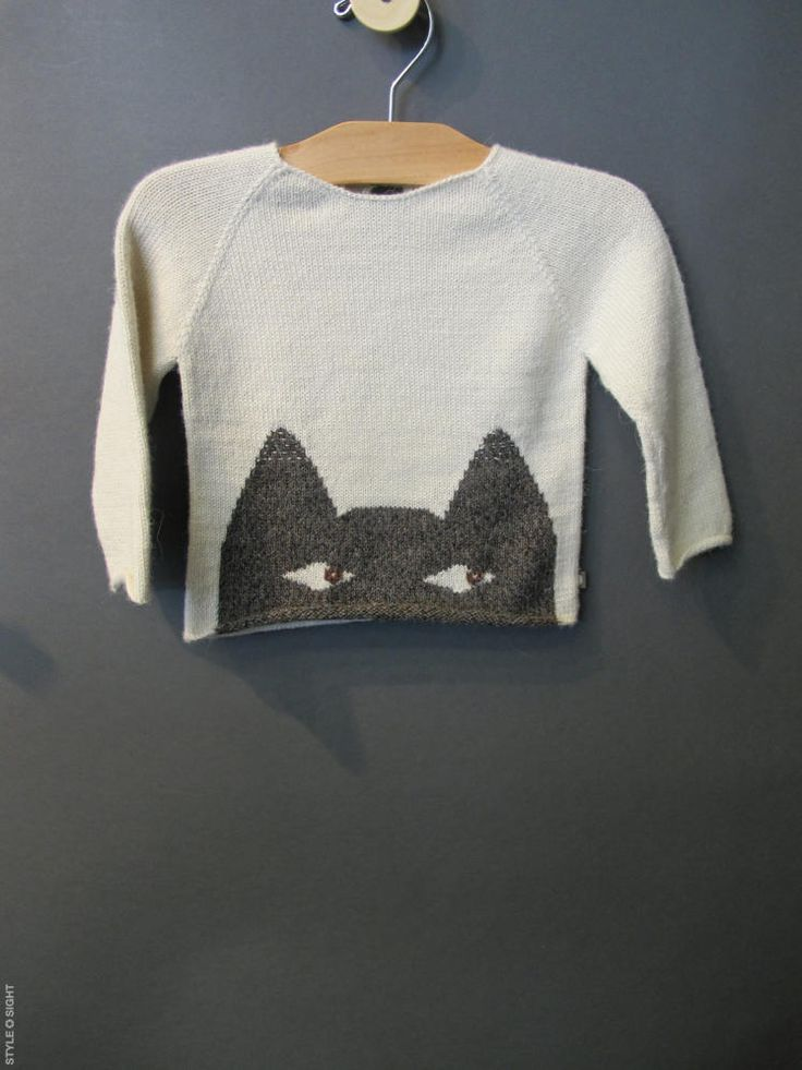 Knitting Pattern For Cat Sweater : Pin Ups: My Favourite Pins of the Week - Knitted Bliss