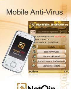 Free Download NetQin Antivirus for Java Mobile