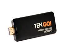 Micro PC Ten Go! Abre tu televisor al universo Android