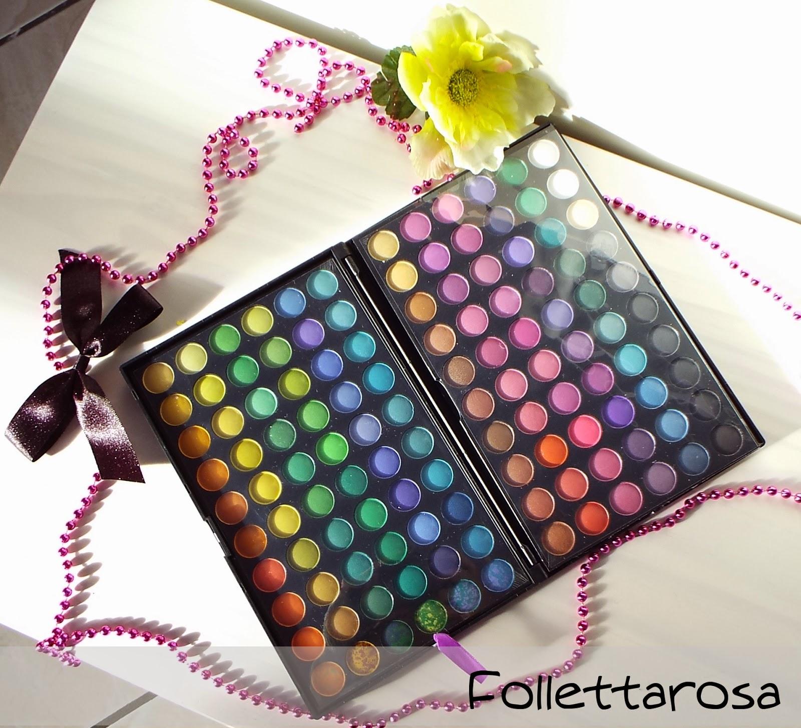 recensione palette fraulein colori opachi