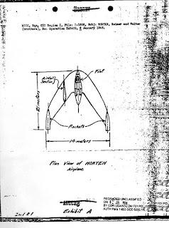 Walter y Reimar Horten La persecución de los científicos alemanes que fingieron el accidente de Roswell