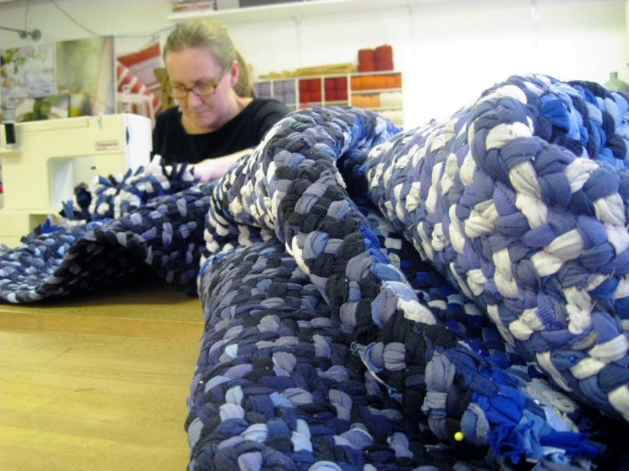 Mattor På Metervara : Re rag rug
