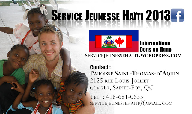 service jeunesse Haiti