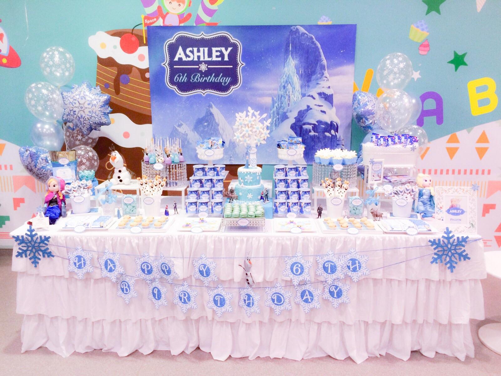Frozen Desserts Cake Crissa S Cake Corner