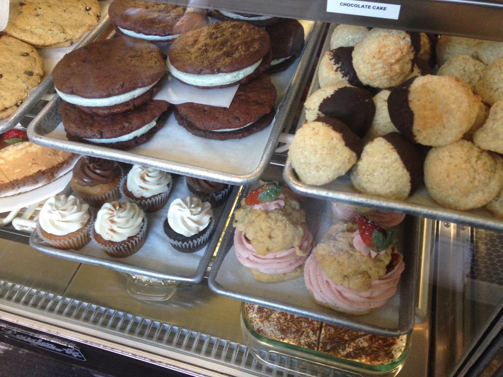 Vegan Pastries & Baked Goods - Peacefood Cafe