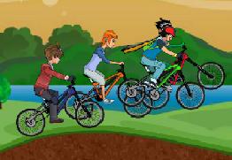 Bisikletle Ralli