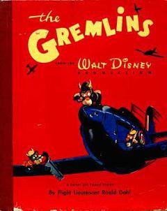 The Gremlins, por Roald Dahl