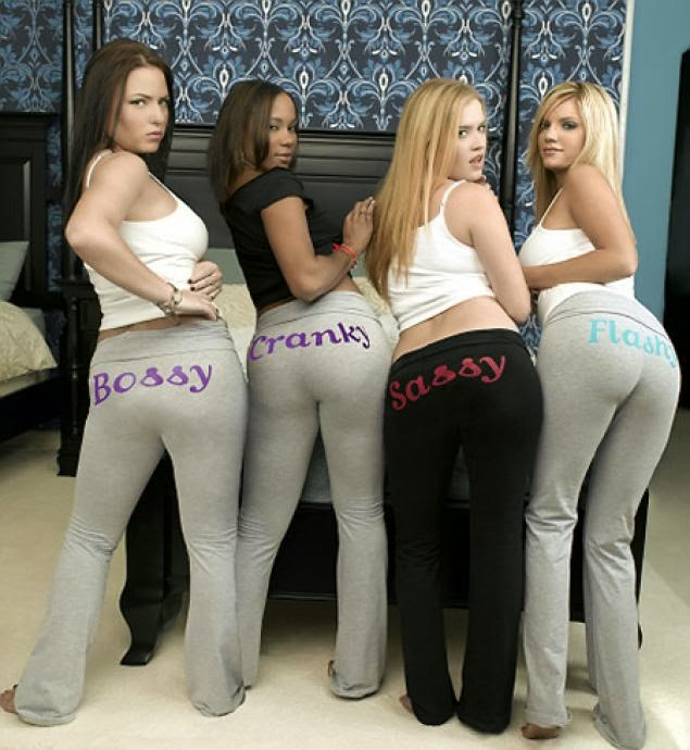 Women In Yoga Pants Naked