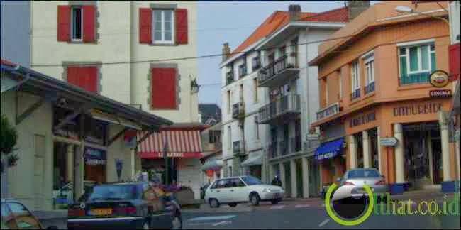 Boulevard du Général de Gaulle, Cap Ferrat, Prancis