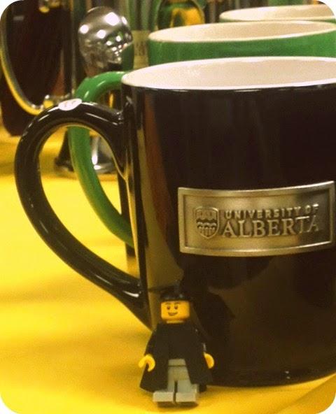 Convocation Gift Idea - School Mug (with Lego Grad)