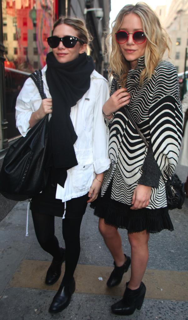 Stylemint Mary Kate Ashley Olsen I Love It