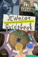 JEWnior Guidebook – The Pocket Guide to Budapest's Jewish Quarter