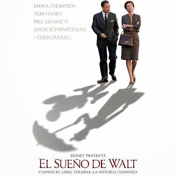 Ver Película El Sueño de Walt Disney / Saving Mr. Banks  Online Gratis (2013)