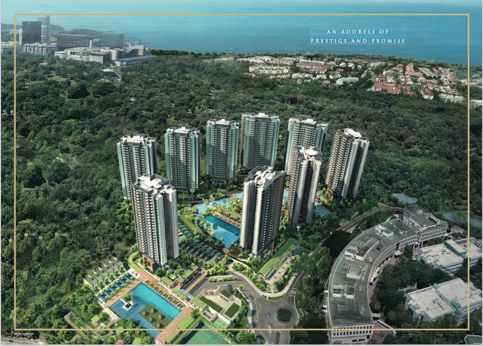 Normanton Park Condominium (鑫悦府) for sale!