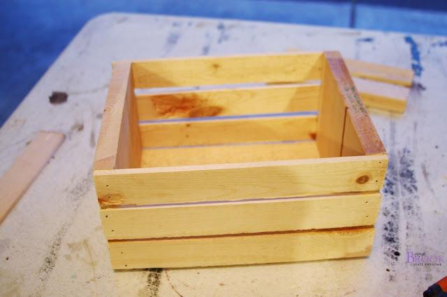 Ящик из доски своими руками 769